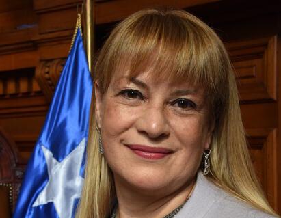 Ministra de la Corte Suprema Ángela Vivanco inauguró la XII versión del Magíster en Derecho Público de la Universidad Finis Terrae