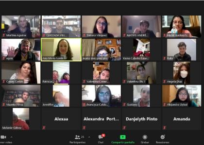 Más de 20 estudiantes participaron de una nueva versión online de Misiones de Invierno 2021