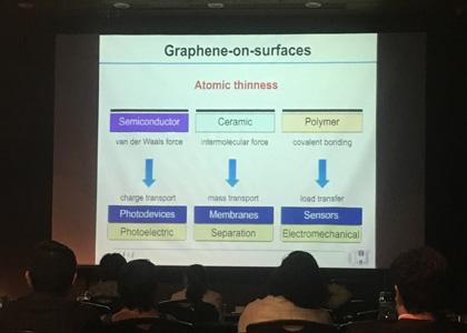 Docente asistió al evento NanoConference 2016: Biomedicine, Mining & Energy
