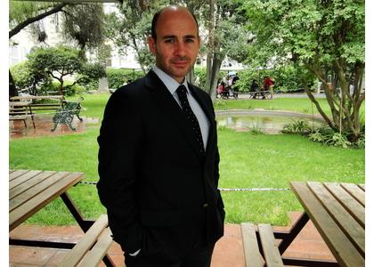 Off the Record: Álvaro Ferrer