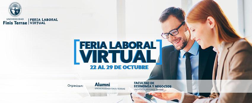 Feria Laboral Virtual 2018