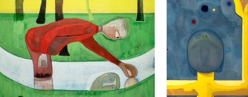 Galería Patricia Ready presentará las exposiciones de Vicente Matte y Felipe Cusicanqui