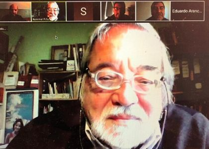 """Abraham Santibánez: """"Falta más Periodismo"""""""