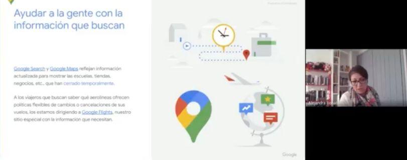"""Alejandra Bonati, Public Relations Manager de Google Chile: """"La gente está más expuesta"""""""