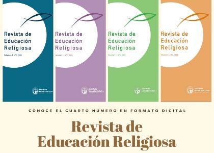 Revista de Educación Religiosa del Instituto Escuela de la Fe estrena formato digital