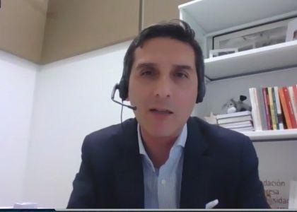 """Roberto Cabezas, periodista: """"Nuestra vida ha cambiado radicalmente"""""""