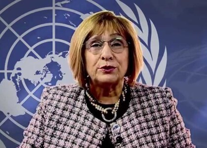 Rosa Kornfeld-Matte, primera experta independiente de la ONU sobre el disfrute de los DD.HH por parte de las personas de edad, expuso en seminario de la Facultad de Derecho