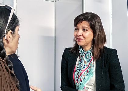 Clínica Jurídica de la Universidad Finis Terrae asesora a emprendedores en Salón Pyme