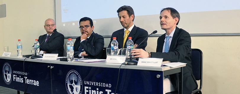 Universidades de Talca y Finis Terrae organizan seminario a 30 años de Convención de Derechos del Niño