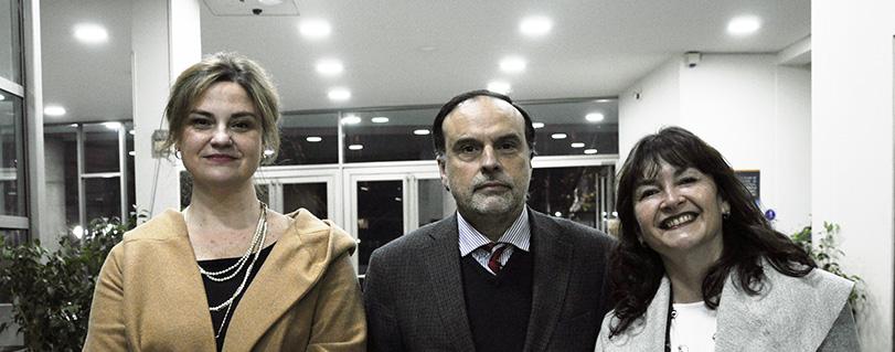 Destacadas académicas internacionalistas participan en Seminario de la Universidad Finis Terrae