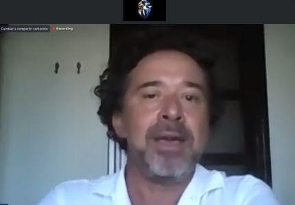 """Ramón Barrera, coach educativo: """"Aprender es cambiar"""""""