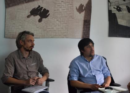 Seminario CIDOC recibe a Fernando Pairican para hablar sobre la identidad mapuche y movimientos sociales