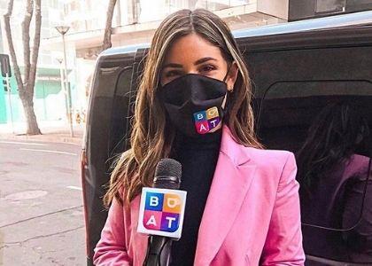 """Tania Mardones: """"Los periodistas somos la vitrina de esta nueva realidad y nuestro aporte es mostrar lo que ocurre en el país"""""""