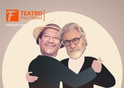 Teatro Finis Terrae: Tango Thriller, protagonizada por Roberto Poblete y Alejandro Trejo, será parte de el Festival Temporales Internacionales de Teatro Puerto Montt
