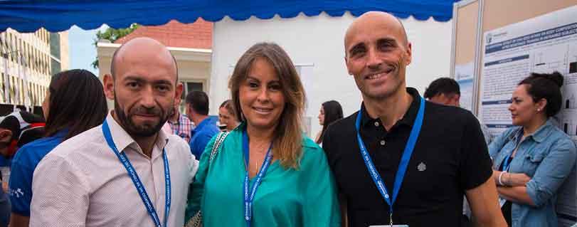 Expertos internacionales expusieron en VIII Congreso de Ciencias del Ejercicio en la U. Finis Terrae