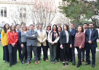 Facultad de Derecho, un equipo marcado por el compañerismo y compromiso