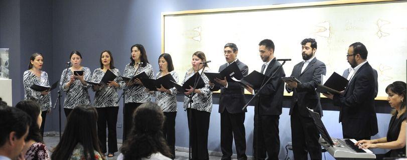 Con emocionante concierto, la Universidad Finis Terrae celebra Navidad