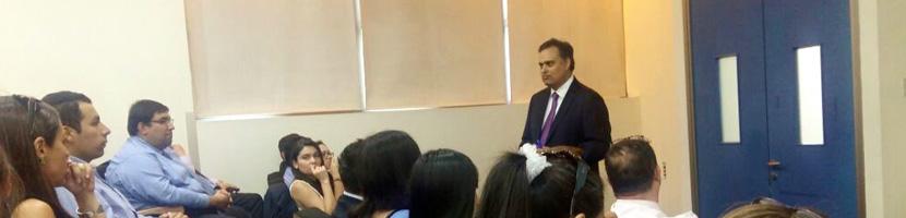 Alto interés en Curso de Actualización para egresados sobre reforma procesal civil