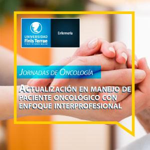 Actualización en manejo de paciente oncológico con enfoque interprofesional.