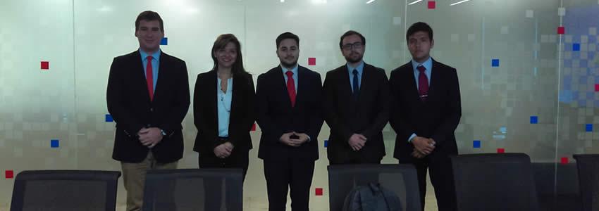 Alumnos de la Facultad de Derecho realizarán pasantías en la Superintendencia de Insolvencia y Reemprendimiento
