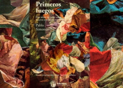 """Taller Literario U. Finis Terrae conmemora su primera década con la presentación de la Antología """"Primeros fuegos"""""""