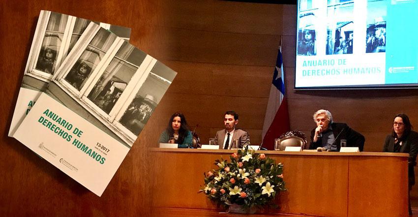 Investigadora de la U. Finis Terrae participa del Anuario de Derechos Humanos