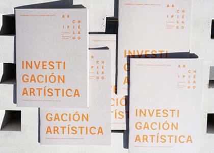 """FAD publica """"Archipiélago, cuadernos de Arquitectura y Diseño"""""""