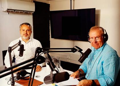 Radio La Clave   académico se refirió al Big Data, el informe entregado por el gobierno y el comportamiento de las redes sociales desde la crisis
