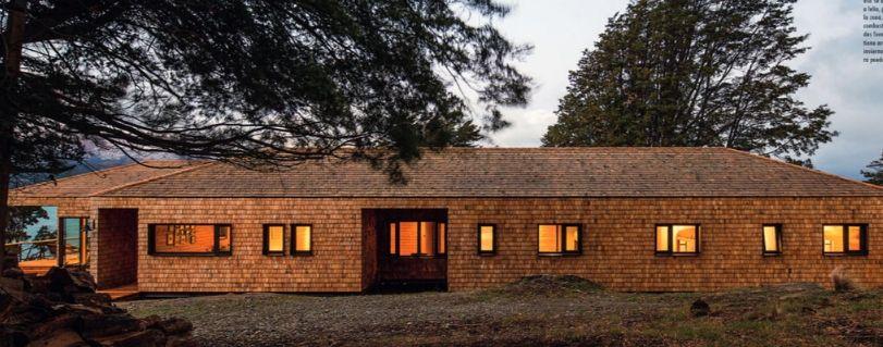 Más Deco I Revista destaca obra de Sergio Araneda, arquitecto U. Finis Terrae