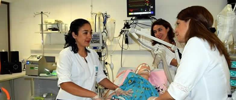 Diplomado Cuidado de Enfermería en Paciente Crítico Pediátrico