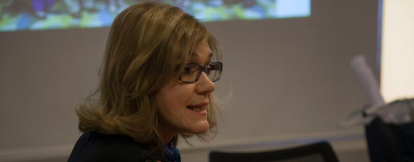 """Mariela Morales Antoniazzi, experta en derecho internacional: """"Los nacionalismos son muy preocupantes"""""""