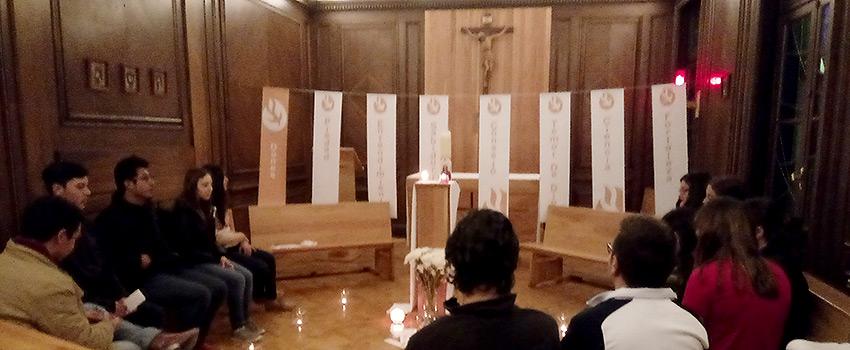 Pastoral realizó Vigilia de Pentecostés