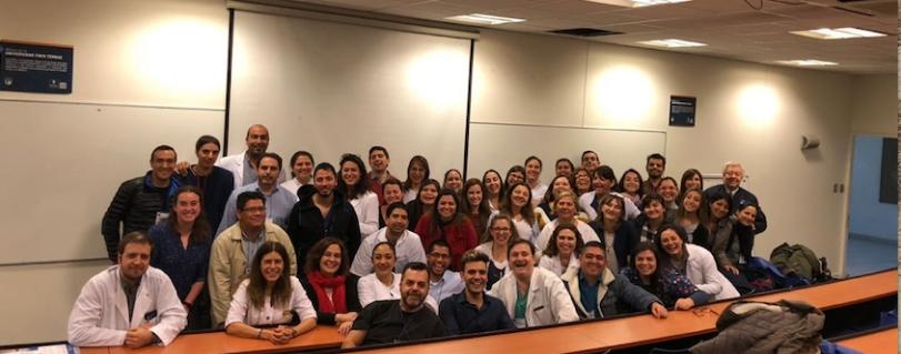 Escuela de Enfermería de la Universidad Finis Terrae realizó la VIII versión del curso internacional de simulación clínica