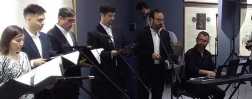 U. Finis Terrae realizó concierto solidario de Navidad