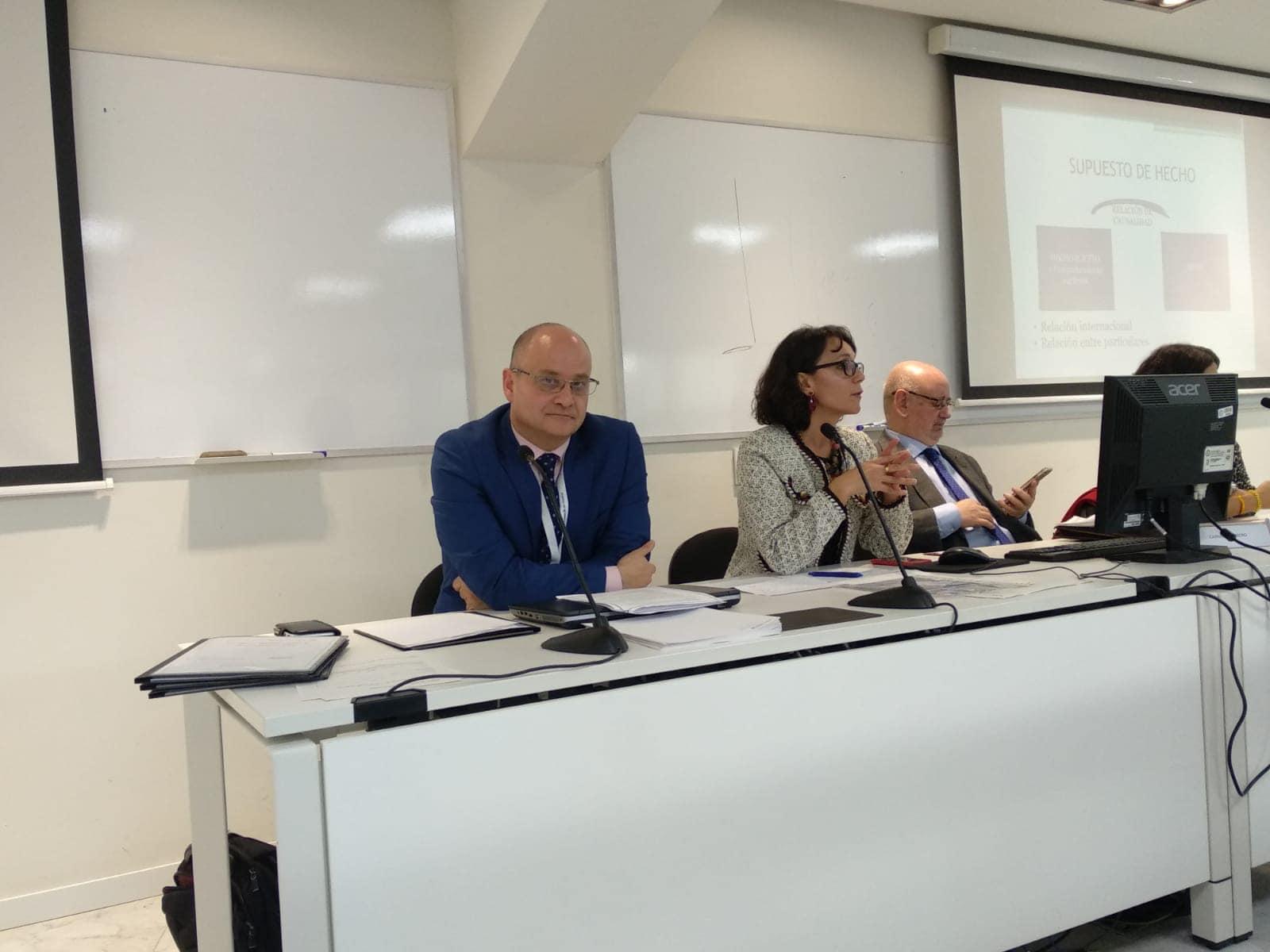Académico Rodrigo Barcia expuso en el I Congreso Iberoamericano de Responsabilidad Civil