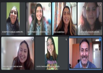 Estudiantes de Pedagogía en Educación Básica iniciaron sus procesos de práctica