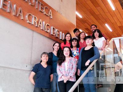 Conociendo a nuestros equipos: Sistema de Bibliotecas, unidos por el mejor servicio