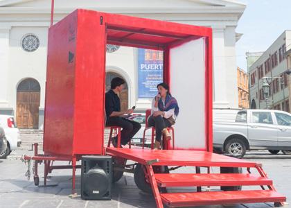 Arquitectura participa en XX Bienal de Arquitectura y Urbanismo