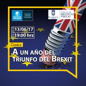 """Charla: """"A un año del triunfo del Brexit"""""""