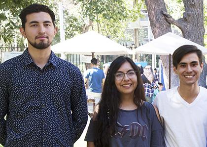 Nuevo Centro de Alumnos de Derecho busca fortalecer la interacción estudiantil