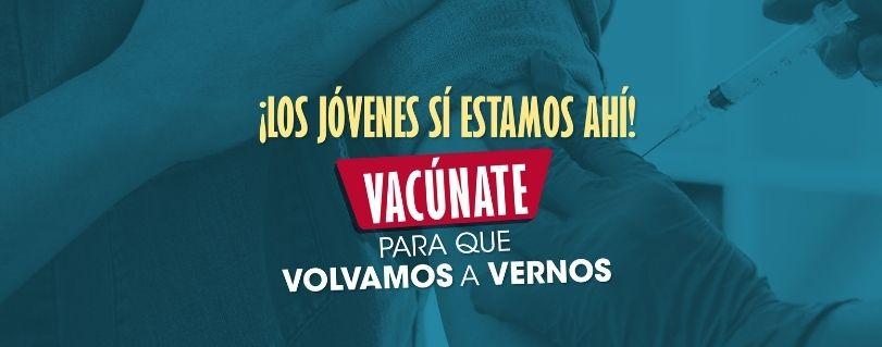 U. Finis Terrae hace un llamado a los jóvenes a participar de la campaña de inoculación