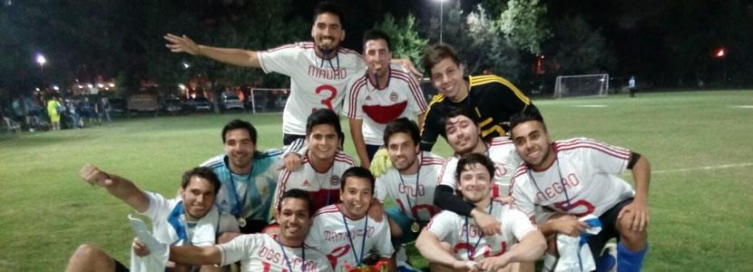 ¡Campeones!