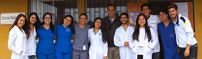 ASUFINIS y Facultad de Odontología realizan operativo odontológico