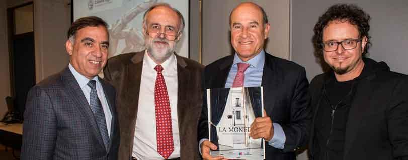 """En Cátedra Siglo XXI el economista José López-Portillo presentó su libro """"La gran Transición"""""""