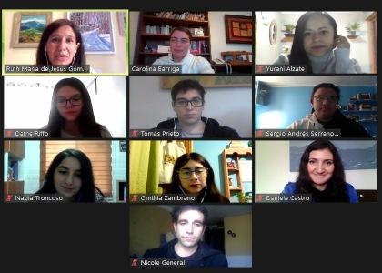 Escuela de Psicología organizó serie de charlas con destacados académicos