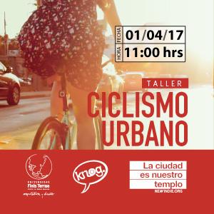 Facultad de Arquitectura y Diseño invita a Taller de Ciclismo urbano