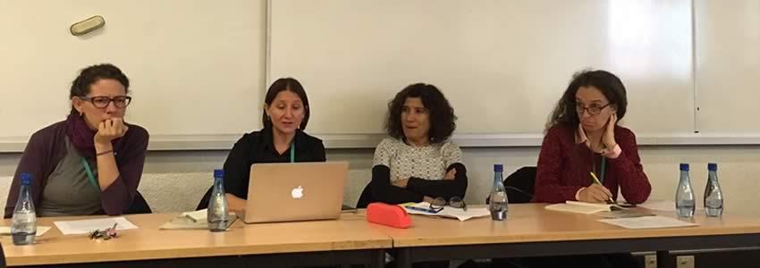 Investigadores del CIDOC participan en congresos internacionales