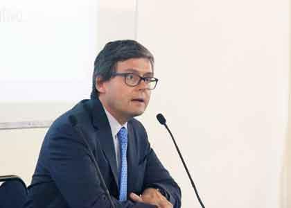 Decano Ignacio Covarrubias encabezó Claustro Académico de Derecho con lineamientos para 2019
