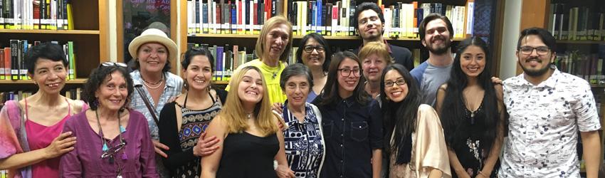 """Exitoso cierre del Club de Lectura """"Inventar la Memoria"""""""