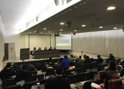 Presencia de la Universidad Finis Terrae en los VII Coloquios de Derecho Internacional en la UDP